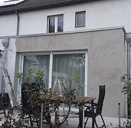 Malermeister Rink Herne Fassadenanstrich